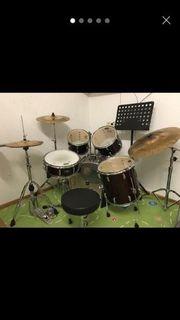 pearl Schlagzeug von Drum Design