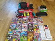 Nintendo Switch Spielekonsole XXL Paket
