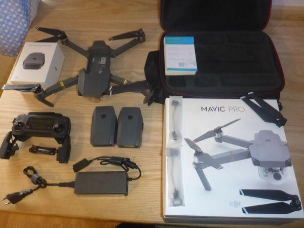 DJI Mavic Pro Drohne mit