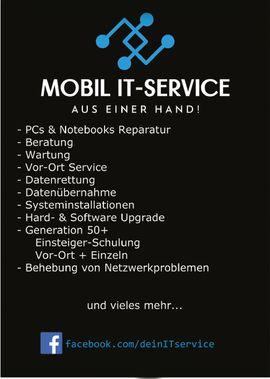 Dienstleistungen, Service gewerblich - Mobile PC IT EDV Service