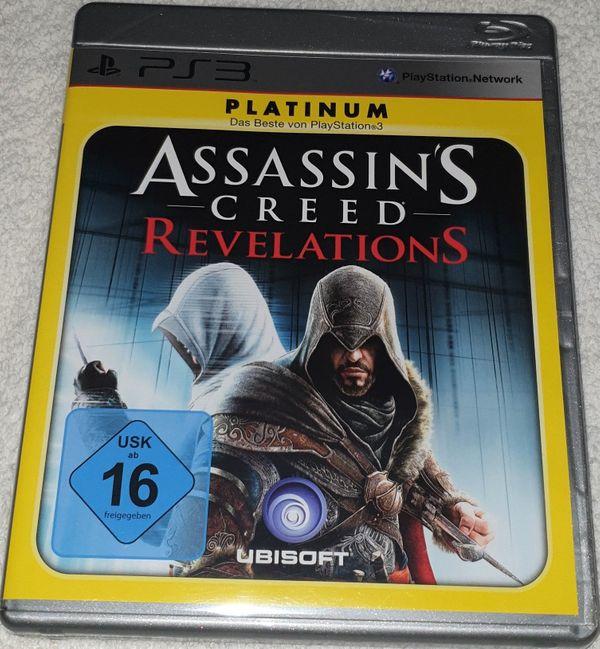 Für PS3 Assassin`s Creed Revelations