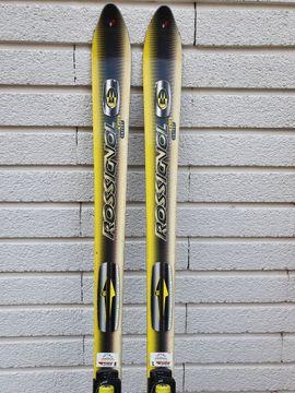 Wintersport Alpin - 2x Rossignol Race Carver Dualtec