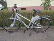 E-Bike VICTORIA Malente Sport Trapez