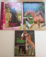 Sachbücher zum Thema Pferd für