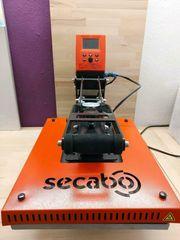 Transferpresse Secabo TC7 smart