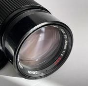 Canon FD 200mm 1 4