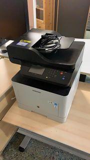 Samsung Laser Drucker - CLX6260FW - NP