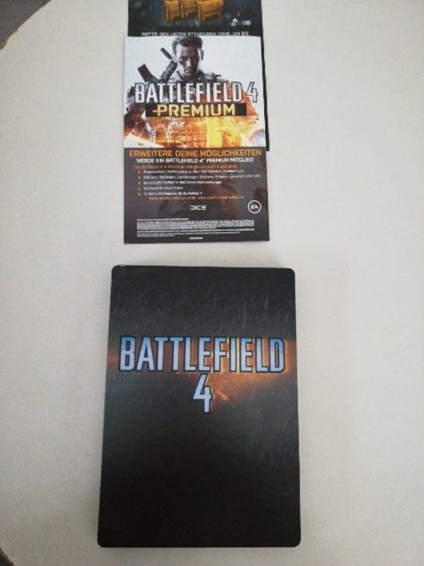 Battlefield 4 Deluxe Edition PC