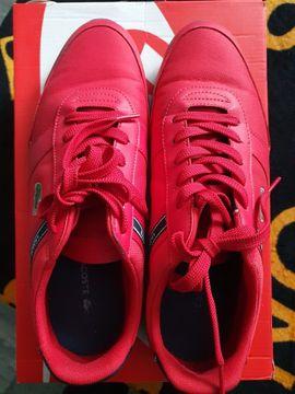 Schuhe, Stiefel - Lacoste Sneakers