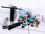 Nintendo Wii Konsole schwarz incl