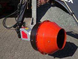 Alles Mögliche, gewerblich - Mischtrommel für Black Splitter-Geräte Kegelspalter