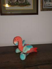 PUSBLU Spieluhr Flamingo Vogel rosa