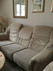 Couchgarnitur 3 Sitzer 2 Sessel