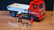 Playmobil Baustellen LKW 5283