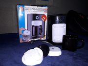 Kaffeepadmaschine 24V Neu
