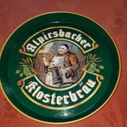 Alpirsbacher Klosterbräu Tablett