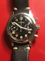 LeCoultre Chronograph Val 22 Vintage