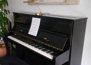 Klavier Schimmel K122 E schwarz