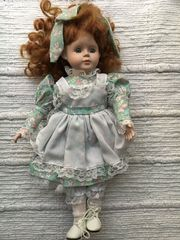 Alte Puppen Porzellanpuppen
