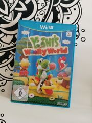 yoshis woolly world Wii u