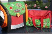 Scout Schultasche Schulranzen und Sporttasche