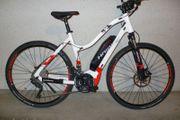 Haibike E-Bike SDURO Cross 6
