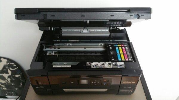 Epson Drucker 3in1