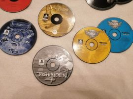 PlayStation 1 - PS1 Spiele