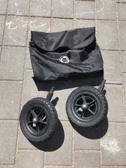 Original Bugaboo Schnee- und Geländerräder