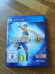 PS4 Spiel Handball 16
