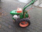 Agria 2400 mit Hirth Motor