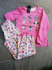 Pyjamer gr 110 116