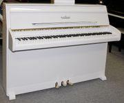 Klavier Schimmel 100 weiß poliert