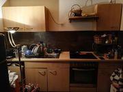 Küche ohne Backofen
