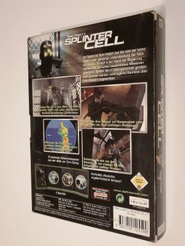PC Gaming Sonstiges - tom clancy s splinter cell
