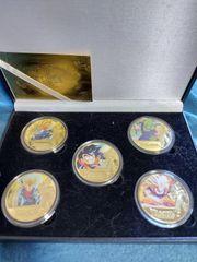 Dragoball Münzen