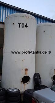 T04 gebrauchter 6800L Stahltank beschichtet
