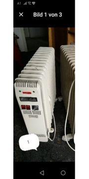 Elektrischer Radiator Heizkörper
