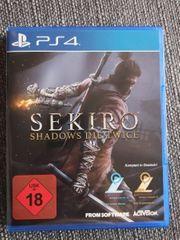 Sekiro PS4 Spiel