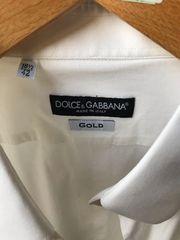 Dolce Gabbana Herrenhemd weiß