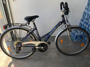 2 Damenfahrräder und Kinderfahrrad