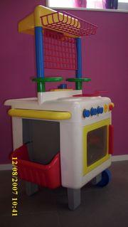 Kinderküche Spielküche Matschküche Berchet inkl