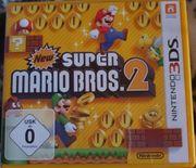 Nintendo 3DS Spiel New Super