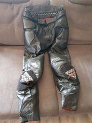 FLM Motorrad Lederhose