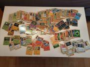 Pokemon Karten Cards Sammlung Konvolut