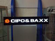 CIPO BAXX Werbeleuchtschild