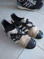 Gern getragene Fußballschuhe Stollenschuhe