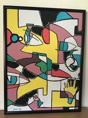 Acryl Bild 60 x 80