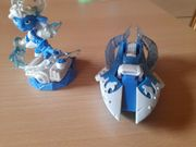 skylanders Superchargers Power Blue Splat