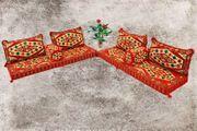 Sark Kösesi Orientalische Sitzmöbel 8-tlg